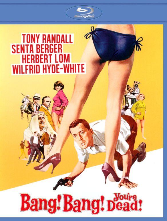 Bang Bang You're Dead [Blu-ray] [1966] 21862824