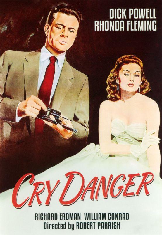 Cry Danger [DVD] [1951] 21862833