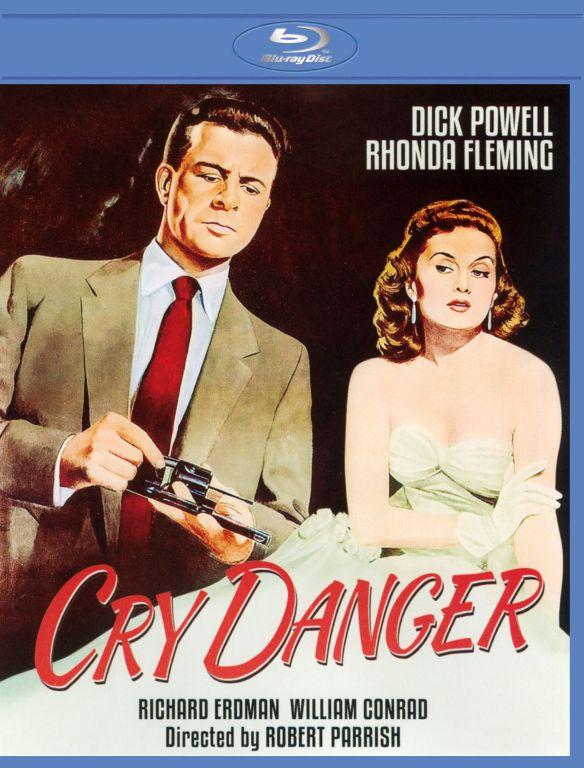 Cry Danger [Blu-ray] [1951] 21862842