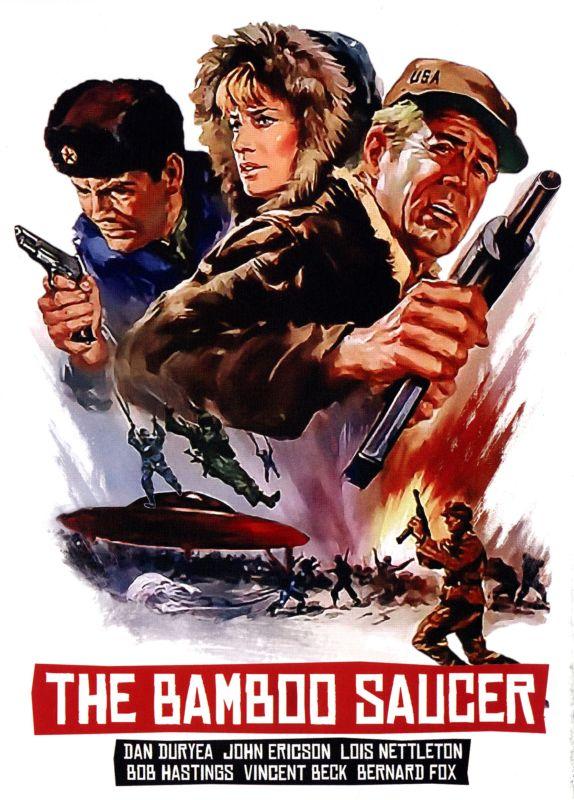 The Bamboo Saucer [DVD] [1968] 21869323