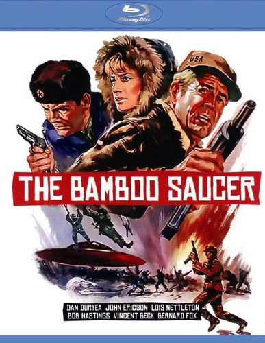 The Bamboo Saucer [Blu-ray] [1968] 21869332