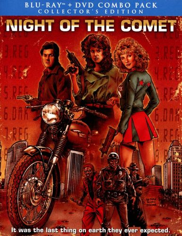 Night of the Comet [2 Discs] [Blu-ray/DVD] [1984] 21878582