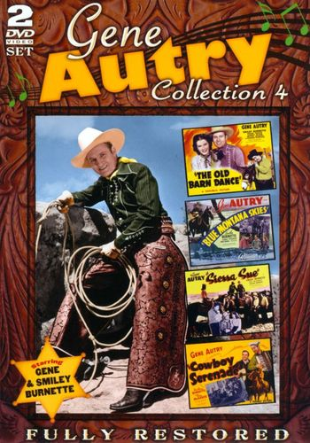 Gene Autry: Collection 4 [2 Discs] [DVD] 21882156