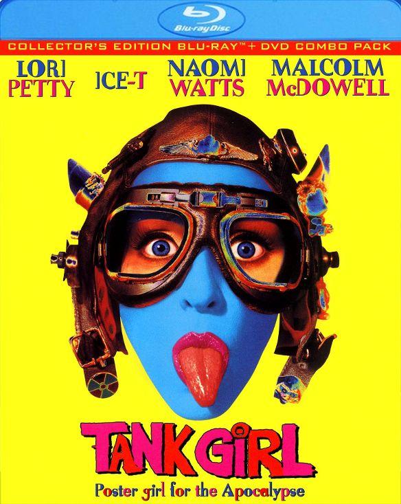 Tank Girl [2 Discs] [Blu-ray/DVD] [1995] 21883013