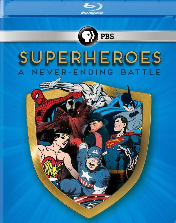 Superheroes: A Never-Ending Battle [Blu-ray] 21889572