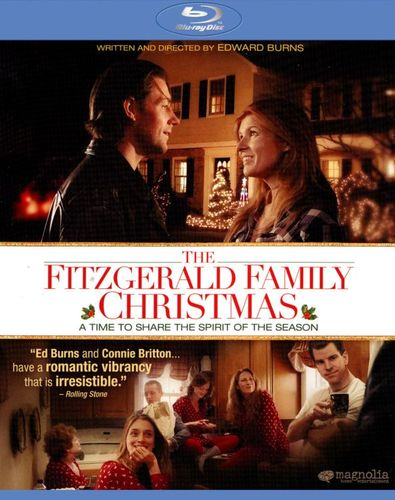The Fitzgerald Family Christmas [Blu-ray] [2012]