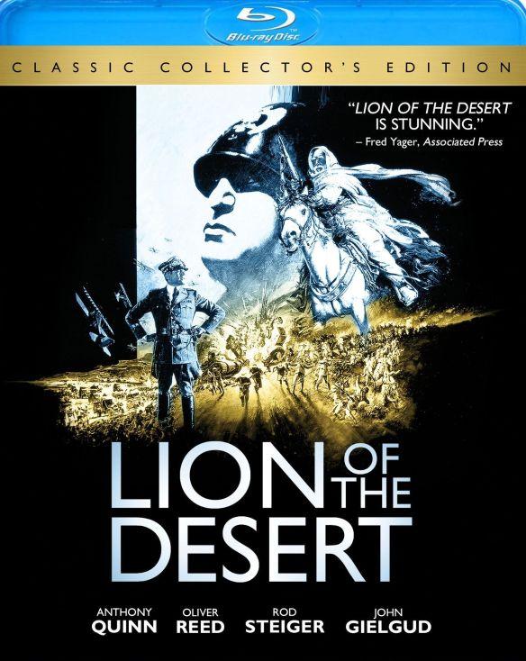 Lion of the Desert [Blu-ray] [1981] 21891271