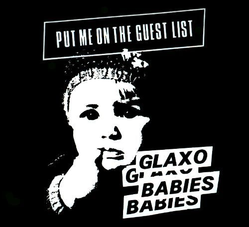 Put Me on the Guest List [CD] 21893119