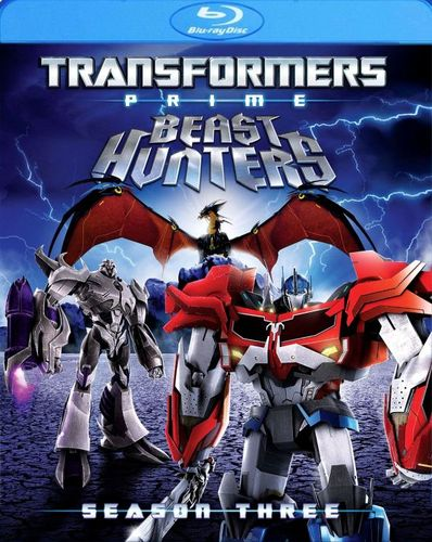Transformers Prime: Season Three [2 Discs] [Blu-ray] 21897142