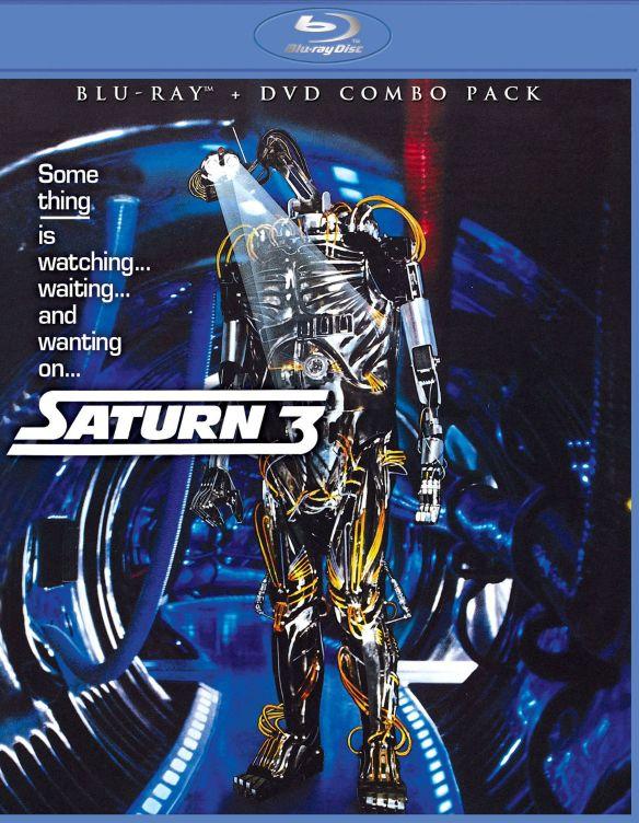 Saturn 3 [2 Discs] [Blu-ray/DVD] [1980] 21897197