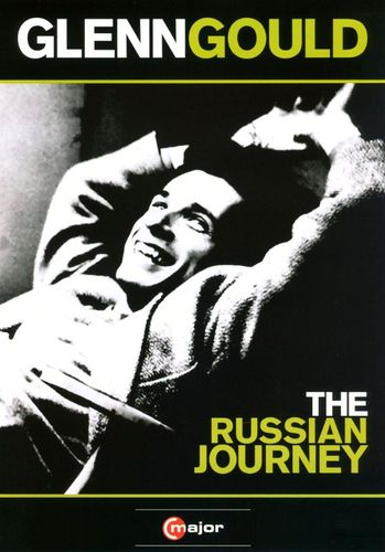 Glenn Gould: The Russian Journey [DVD] [1993] 21910511