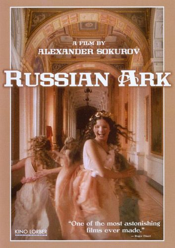 Russian Ark [Anniversary Edition] [DVD] [2002] 21929264
