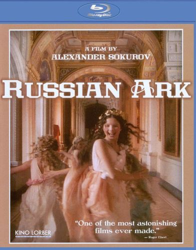 Russian Ark [Anniversary Edition] [Blu-ray] [2002] 21929273