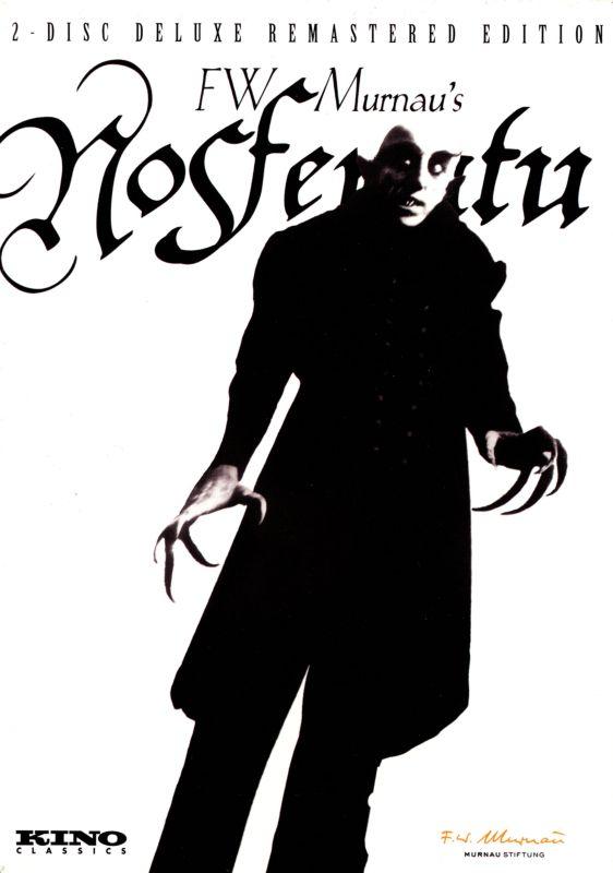 Nosferatu [Deluxe Edition] [2 Discs] [DVD] [1922] 21929341