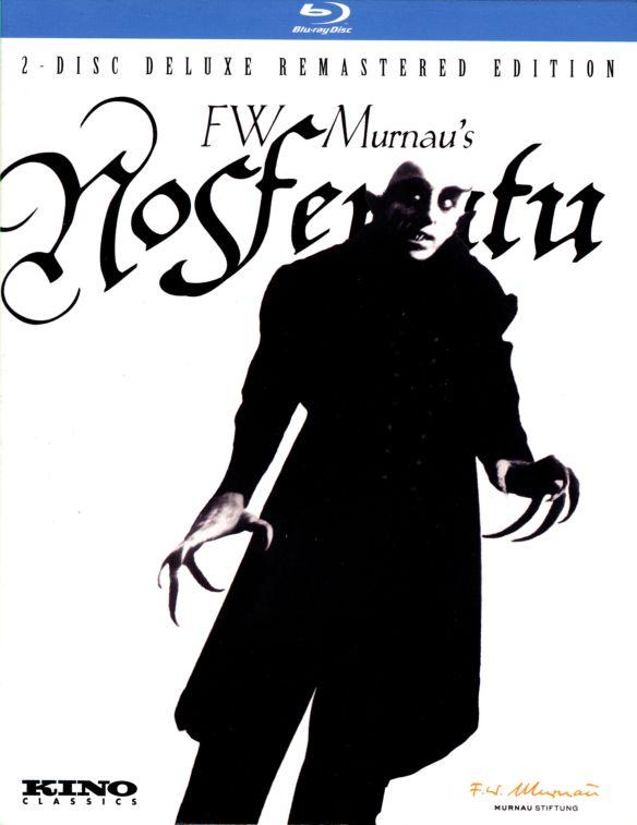 Nosferatu [Deluxe Edition] [2 Discs] [Blu-ray] [1922] 21929369