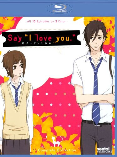 """Say """"I Love You"""": Complete Collection [2 Discs] [Blu-ray] 21950244"""