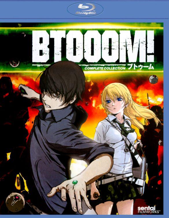 Btooom!: Complete Collection [2 Discs] [Blu-ray] 21950358