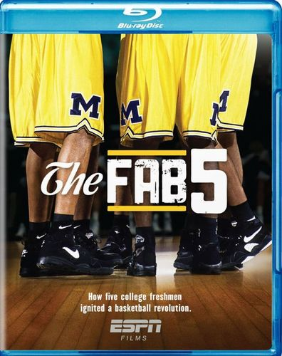 ESPN Films 30 for 30: The Fab Five [Blu-ray] [2011] 21972905