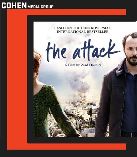 The Attack [Blu-ray] [2012] 21975116