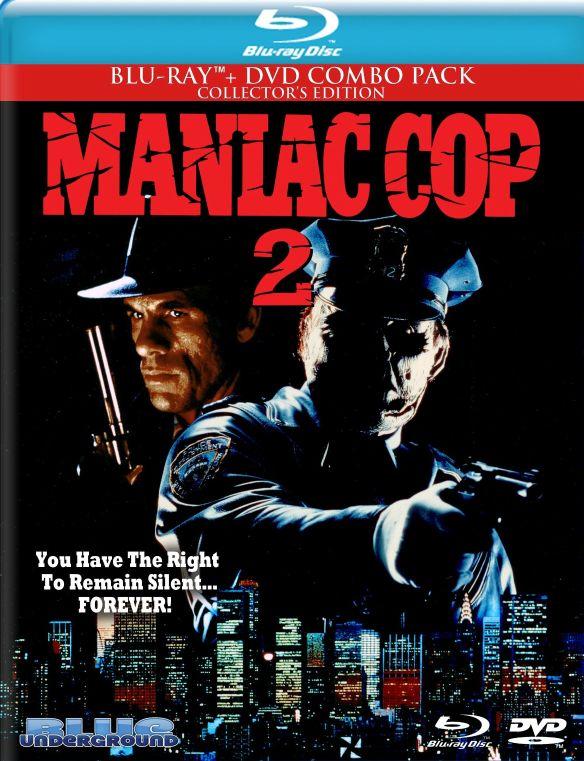 Maniac Cop 2 [2 Discs] [Blu-ray/DVD] [1990] 21975584