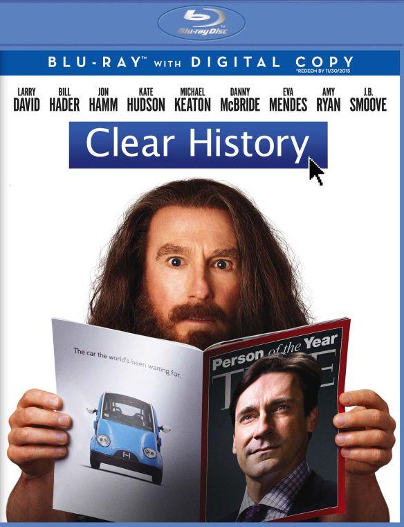 Clear History [Includes Digital Copy] [Blu-ray] [2013] 2199012
