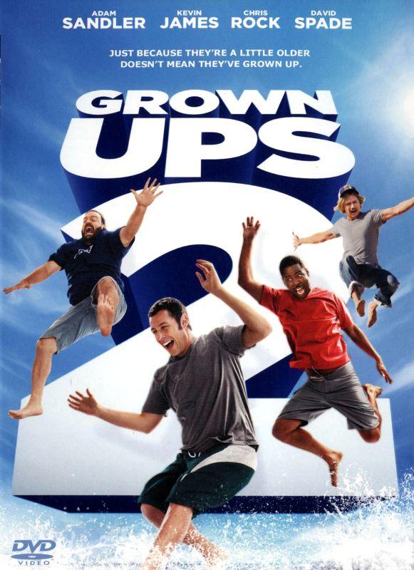 Grown Ups 2 [Includes Digital Copy] [UltraViolet] [DVD] [2013] 2200019