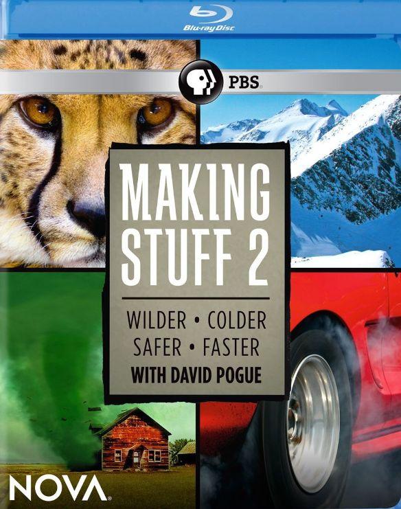 NOVA: Making Stuff 2 [2 Discs] [Blu-ray] 22002273