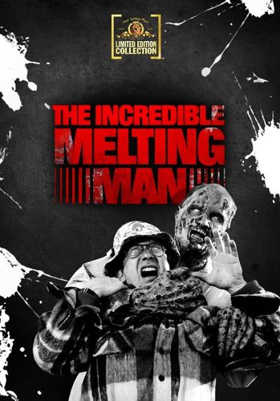 The Incredible Melting Man [DVD] [1977] 22007127