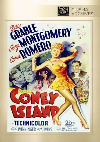 Coney Island [DVD] [1943] 22012587