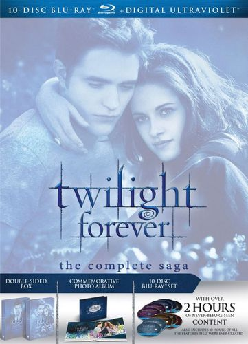 Twilight Forever: The Complete Saga [10 Discs] [Blu-ray] 2202026