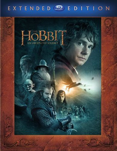 The Hobbit: An Unexpected Journey [Extended Edition] [Includes Digital Copy] [UltraViolet] [Blu-ray] [2012] 2203007