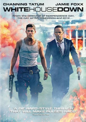 White House Down [Includes Digital Copy] [UltraViolet] [DVD] [2013] 2204006