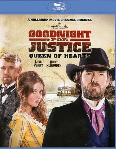 Goodnight for Justice: Queen of Hearts [Blu-ray] [2012] 22047998