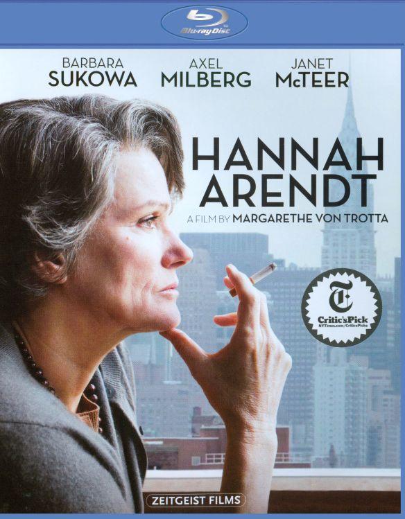 Hannah Arendt [Blu-ray] [2012] 22071692