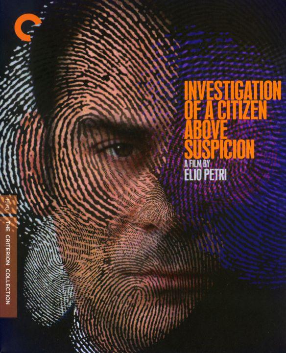 Investigation of a Citizen Above Suspicion [Criterion Collection] [3 Discs] [Blu-ray/DVD] [1970] 22084254