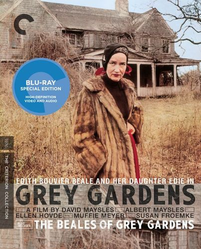 Grey Gardens [Criterion Collection] [Blu-ray] [1976] 22084263