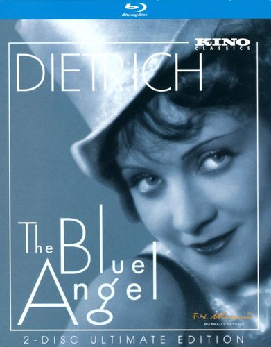 The Blue Angel [Ultimate Edition] [2 Discs] [Blu-ray] [1930] 22084386