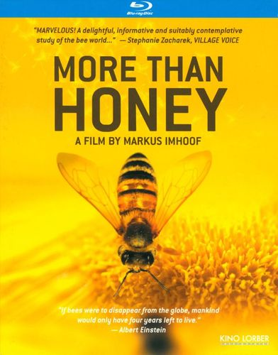 More Than Honey [Blu-ray] [2012] 22084395