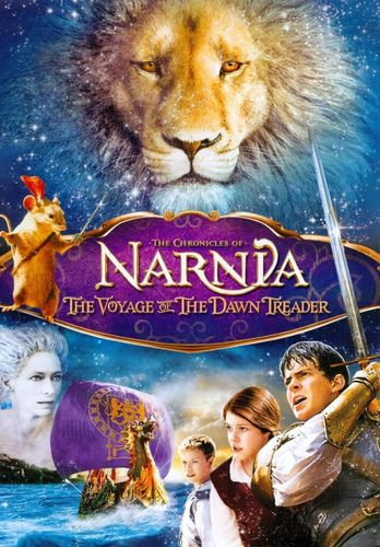 The Chronicles of Narnia: The Voyage of the Dawn Treader [DVD] [2010] 2209076