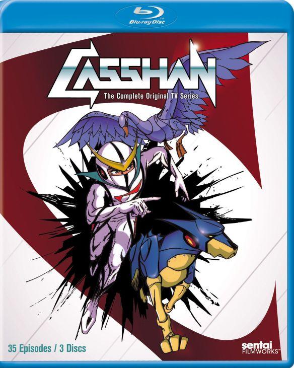 Casshan [4 Discs] [Blu-ray] 22102149
