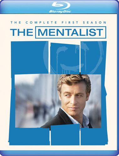 The Mentalist: The Complete First Season [4 Discs] [Blu-ray] 22107162