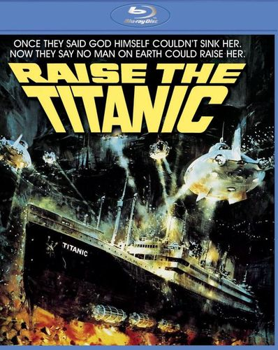 Raise the Titanic [2 Discs] [Blu-ray/DVD] [1980] 22125303