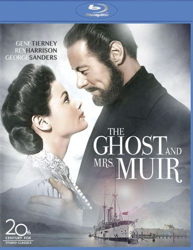 The Ghost and Mrs. Muir [Blu-ray] [1947] 22126234