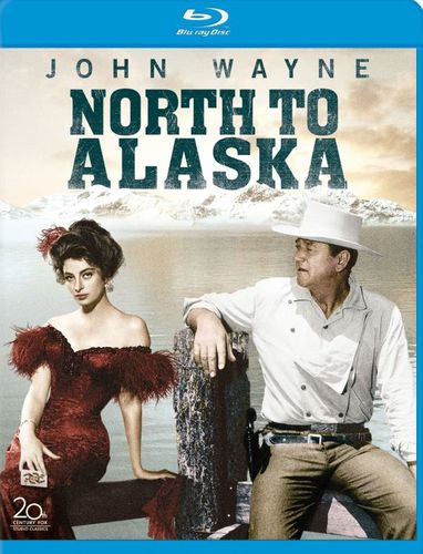 North to Alaska [Blu-ray] [1960] 22126243