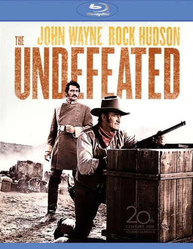 The Undefeated [Blu-ray] [1969] 22126261