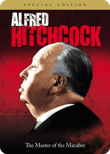 Alfred Hitchcock: The Master of the Macabre [3 Discs] [Tin Case] [DVD] 22126524