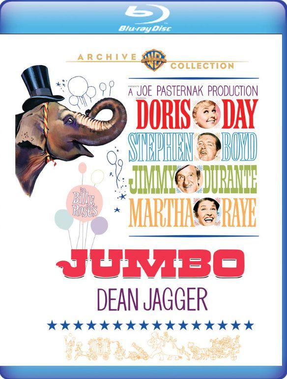 Billy Rose's Jumbo [Blu-ray] [1962] 22127356