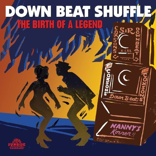 Downbeat Shuffle: The Birth of a Legend [CD] 22137081