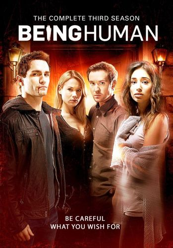 Being Human: The Complete Third Season [4 Discs] [DVD] 22153245