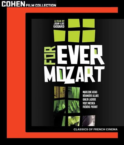 For Ever Mozart [Blu-ray] [1996] 22153304